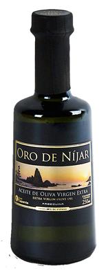 aceite de oliva ARBEQUINA 250ml